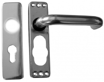 SAA 19mm Sprung Euro Lock Handle