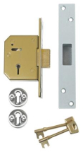 2.1/2inch Union C Series 5 Lever Mortice Lock B-3G115