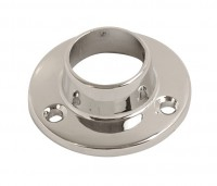 25mm Chrome Round Socket