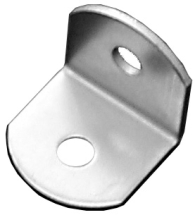 Angle Bracket 19mm x 19mm Zinc Plated