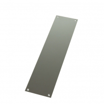 Finger / Push Plate SAA 300mm x 75mm