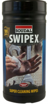 Swipex Heavy Duty Wipes (100 Per Cannister)