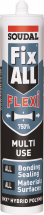 White 290ml Fix All Adhesive Sealant With Fungicide