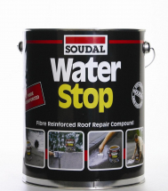 Grey 4Kg Soudal Waterstop Repair Compound