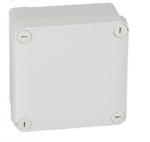 Weatherproof Plexo Box (IP55) 105 x 105 x 55