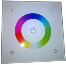 ***** CLEARANCE ***** Touch Panel RGB Controller 86 x 86 x 36