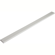 45 x 6 Pencil Round White PVC Architrave 5.00 Mtr