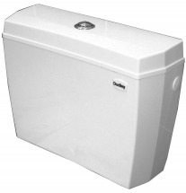 Dudley Acclaim V Push Button Dual Flush Cistern BIIO L/L