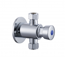 Non Concussive Exposed Shower Valve