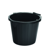 Plastic Builders Bucket 10Ltr