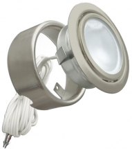 ***** CLEARANCE ***** Eterna Downlight Brushed Nickel 12V 20W Fixed