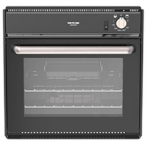 Thetford Duplex Oven & Grill 12V Ignition c/w Blk Glass Door