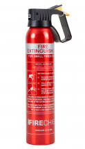 Fire Extinguisher 600G Aerosol D/Powder BC All Purpose