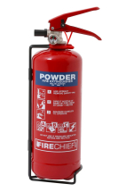 Fire Extinguisher 2Kg Dry Powder ABC All Purpose