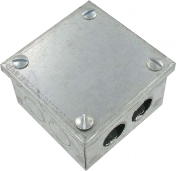 Adaptable Box Galvanised