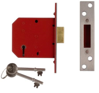 Union 5 Lever Deadbolt
