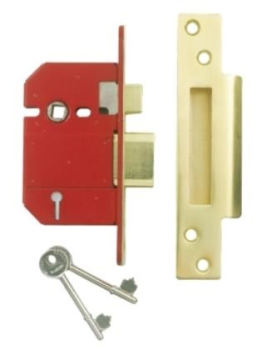 Union Strongbolt 5 Lever Sash Lock