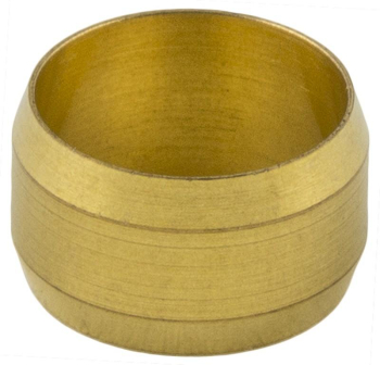 Brass Compression Nut & Olive