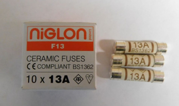 Cartridge Fuse Niglon