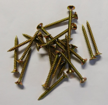 Zinc Drywall Screws