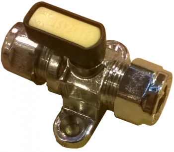 Foot Mounted Compression Ended Ball Valves